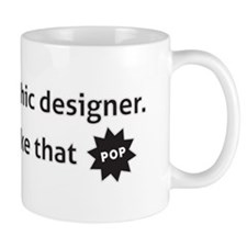 Make It Pop! Mug