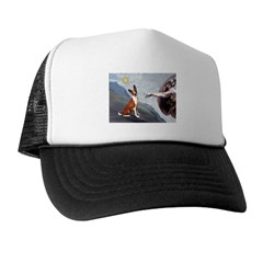 Creation of the Basenji Trucker Hat