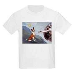 Creation of the Basenji T-Shirt