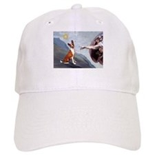 Creation of the Basenji Baseball Cap