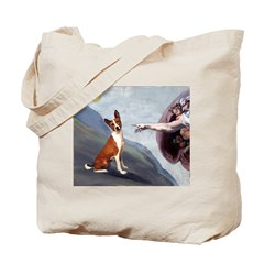 Creation of the Basenji Tote Bag