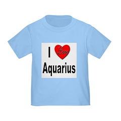 I Love Aquarius T