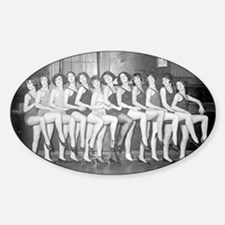 Showgirls Decal