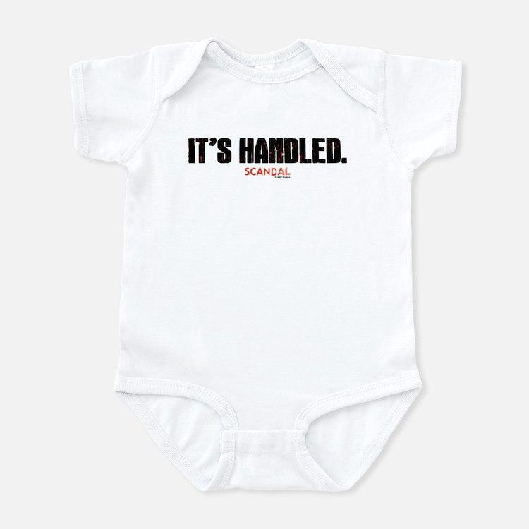It's Handled Infant Bodysuit