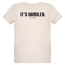 It's Handled Organic Kids T-Shirt