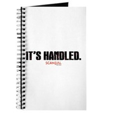 It's Handled Journal