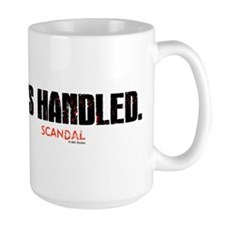 It's Handled Large Mug