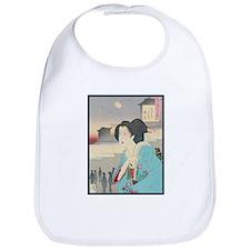 Japanese Art Bib