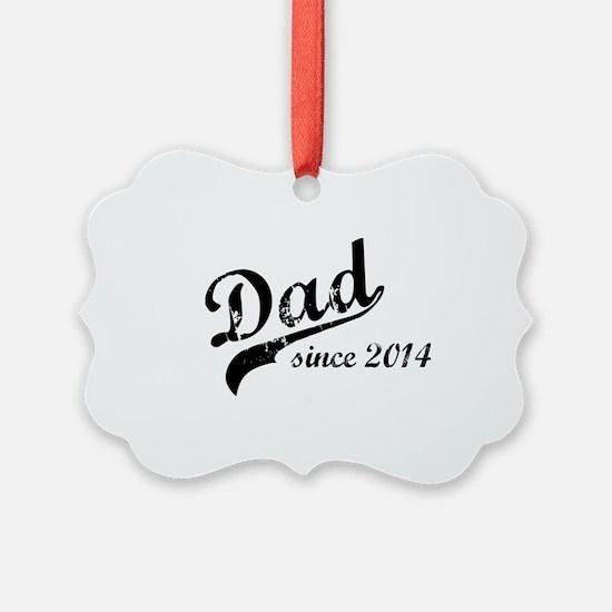 dad2014 Ornament