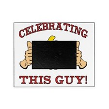 Funny 6th Birthday For Boys Picture Frame