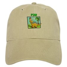 Ryan Dinosaur Baseball Cap
