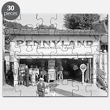 Pennyland Arcade Puzzle