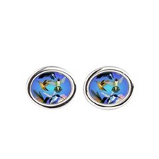 For The Love Of Hummingbirds Cufflinks