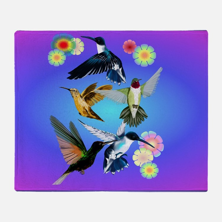 Hummingbird home decor home decorating ideas cafepress for Hummingbird decor
