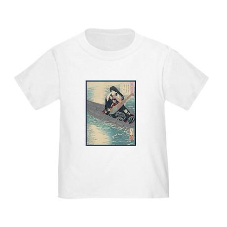 Japanese Art Toddler T-Shirt