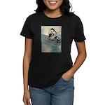 Japanese Art Women's Dark T-Shirt