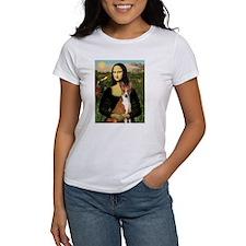 Mona Lisa - Basenji Tee
