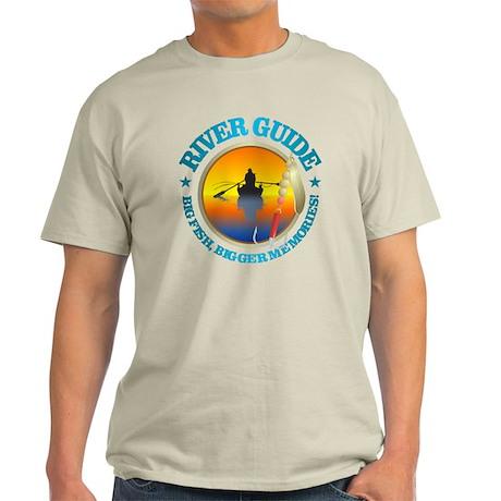 River Guide Light T-Shirt