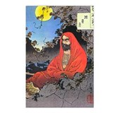 Bodhidharma Postcards