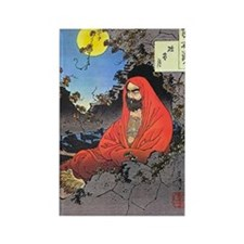Bodhidharma Rectangle Magnet