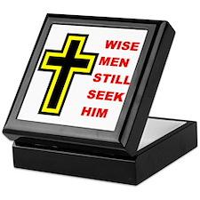 WISE MEN Keepsake Box