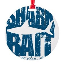 Shark Bait Ornament