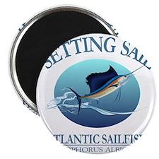 Setting Sail Magnet