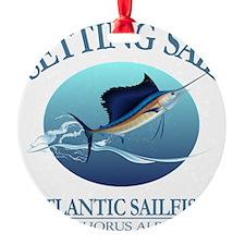 Setting Sail Ornament