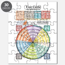 Unit Circle (with Radians) Puzzle