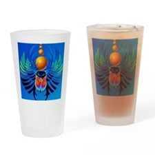 Scarab-The Divine Drinking Glass