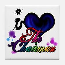 I love The Chairman Tile Coaster
