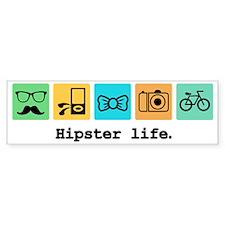 Like A Hipster Bumper Sticker