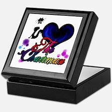 I love The Chairman Keepsake Box