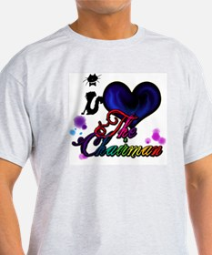 I love The Chairman T-Shirt