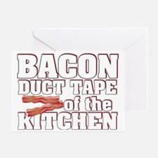 baconduct Greeting Card