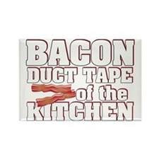 baconduct Rectangle Magnet