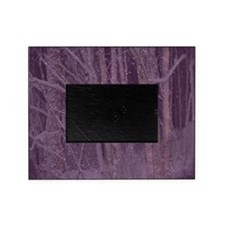 Purple Winter Trees Picture Frame