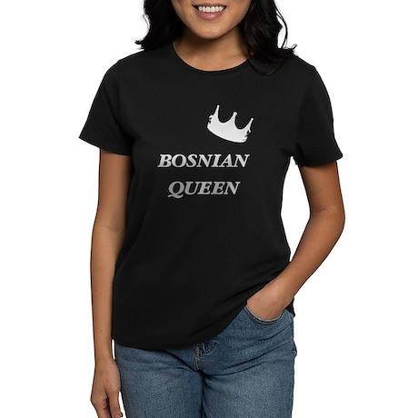 Bosnian Queen Women's Dark T-Shirt