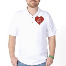 Love - Skates T-Shirt