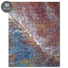 modern art design for home decor Puzzle