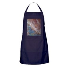 modern art design for home decor Apron (dark)