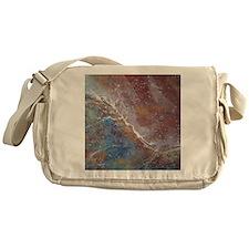 modern art design for home decor Messenger Bag