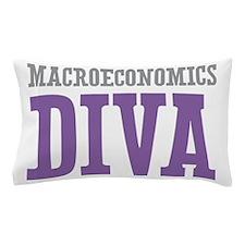 Macroenomics DIVA Pillow Case