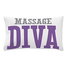 Massage DIVA Pillow Case