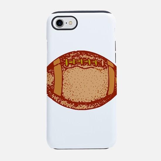 FOOTBALL_12.png iPhone 7 Tough Case
