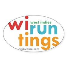 wi run tings Decal