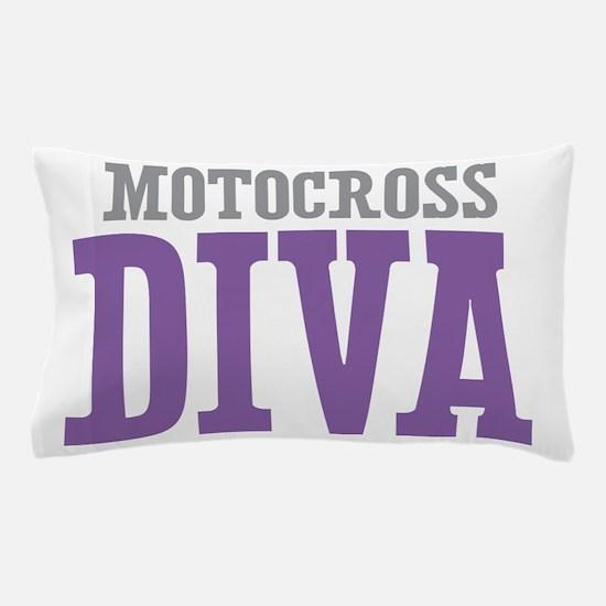 Motocross DIVA Pillow Case