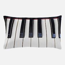 Piano Keys Pillow Case