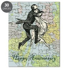 Dancing Anniversary Puzzle