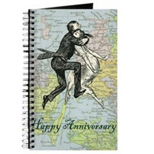 Dancing Anniversary Journal